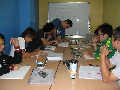 CELI日本人学生勉強会