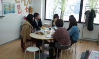 韓国語喫茶3月25日