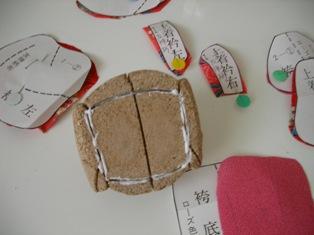 雛人形 木工用ボンド