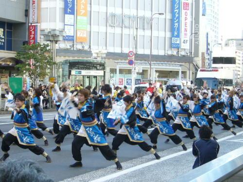 東京よさこい2