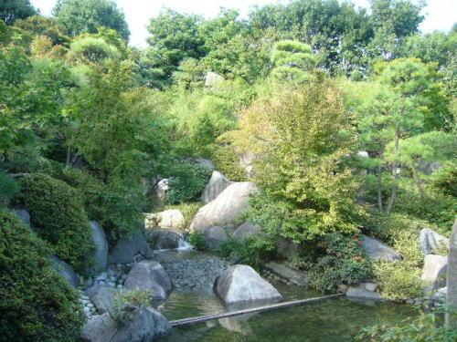 2009秋の目白庭園1
