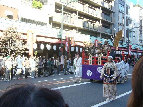 東京時代祭1