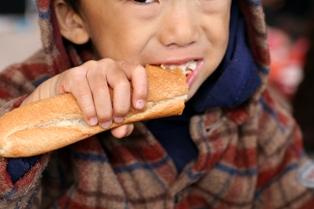 091103 米粉パン