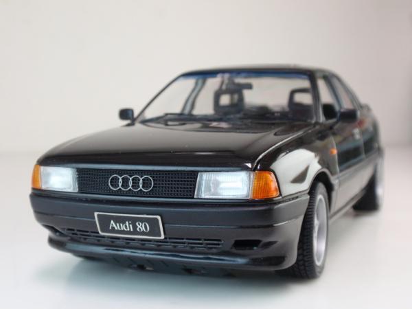 Audi 80 完成4