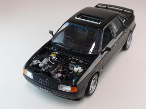 Audi 80 完成8
