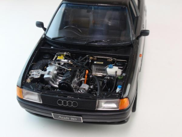 Audi 80 完成9