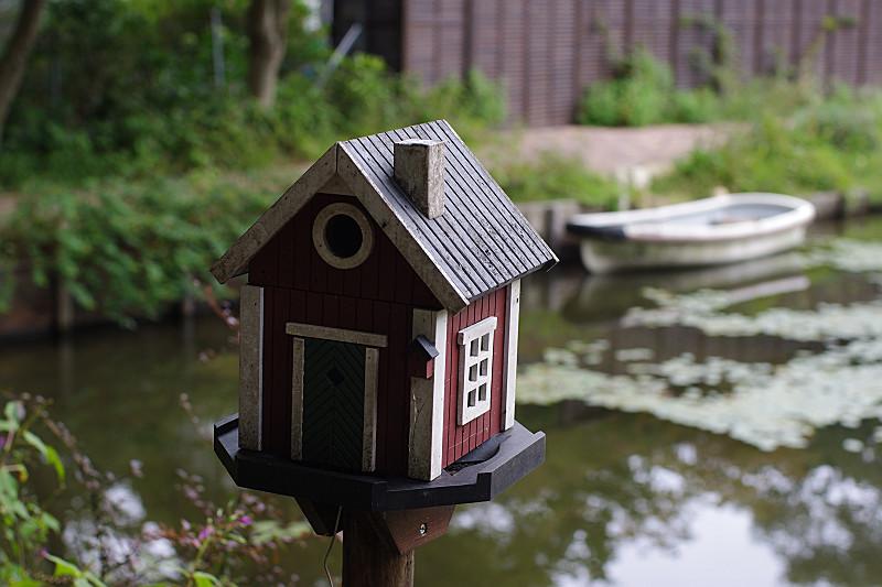 小鳥の小屋からオルゴール