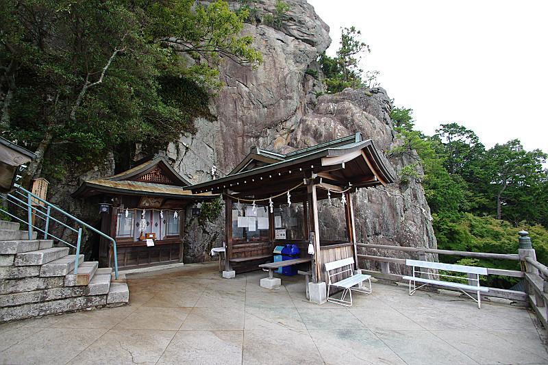 阿賀神社本殿