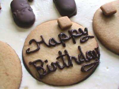 4クッキー鼻
