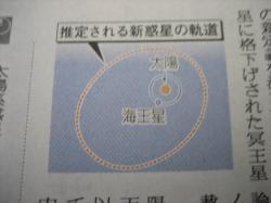 楕円を描いて、1000年で太陽を1周?