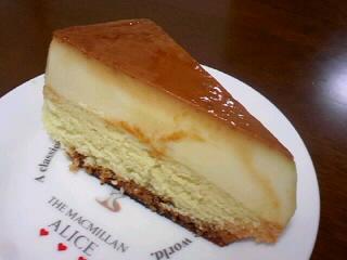 091006プリンケーキ