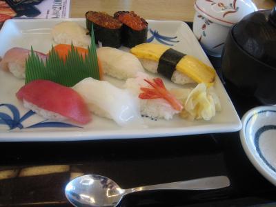 とんでん 寿司