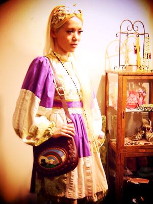 Classical Boho Girl