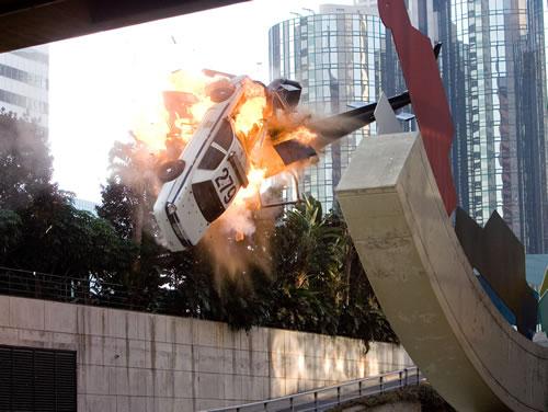 ヘリは車で墜とすべし!!!!