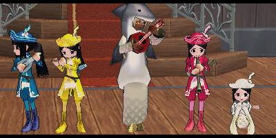 サメと海賊のシンフォニー