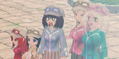 裏編02:深桜戦隊さくパレインボー爆誕!総司令官感動でたったまま失神!」