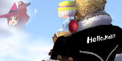 RL17:こーゆーのは空に浮かんでなんぼ。