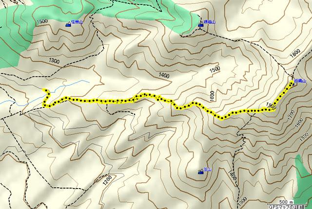 飯綱山地図