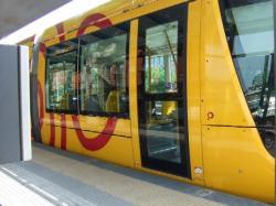 こんな感じの電車です。