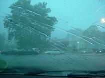 こんな大雨になることもあります