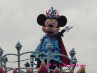 海の王子なミッキー