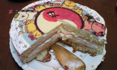 クリスマスケーキ004