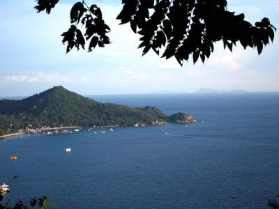 タオ島、風景
