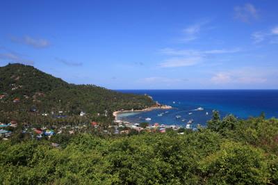 タオ島、港、メーハード