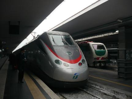 20071130ナポリ→ローマ