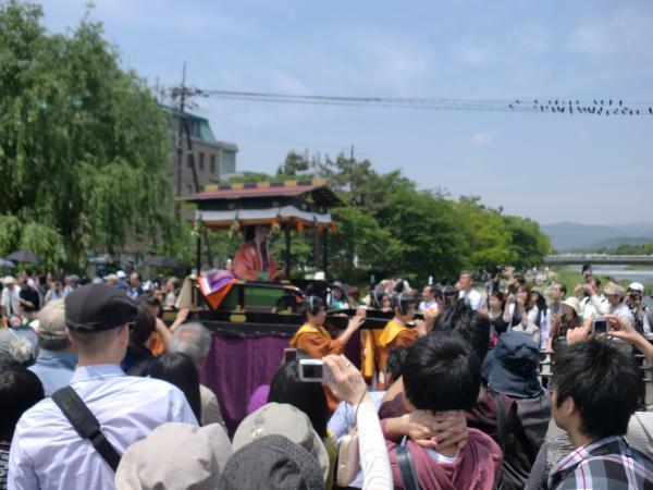 カウチサーフィン(葵祭)