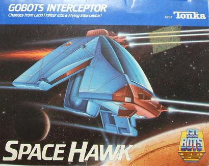 Gobots InterCeptor SpaceHawk (3)