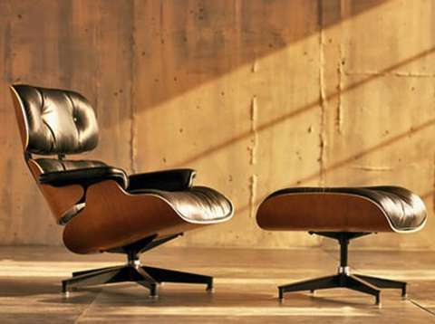 Eames Lounge Chair and Ottoman_001