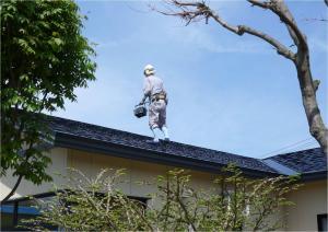 11512屋根塗装