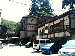 新潟の秘湯・栃尾又温泉。
