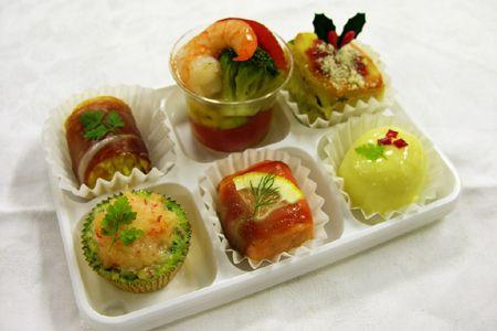 「ナトス」クリスマス限定6種オードブルセット