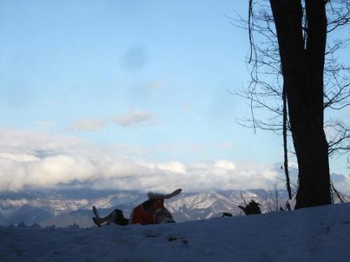 なごり雪と春雷16