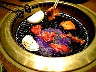 食べ物 2009年9月30日 焼肉店にて