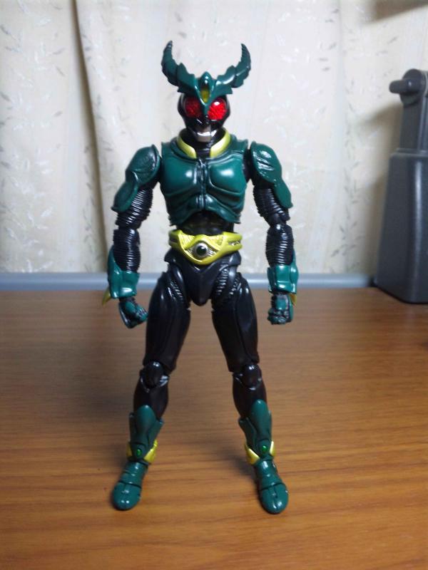 仮面ライダーギルス (5)