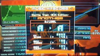 DP Battle Train -IIDX Edition- -ANOTHER-
