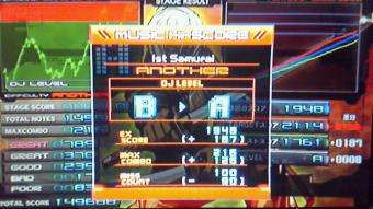 DP 1st samurai -ANOTHER-
