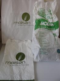 最新!MOISANの袋