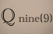 Q nine(9)