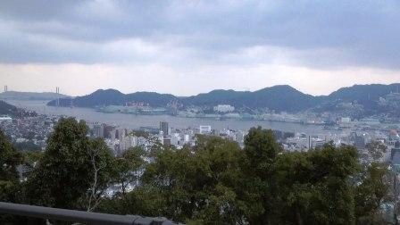 長崎市街from銅像02 web