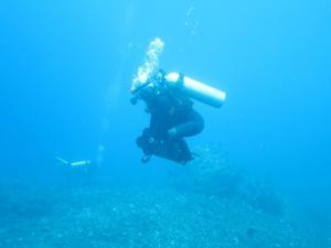 ダイビング・中性浮力