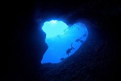 ダイビングプーケット ブルーホール資料