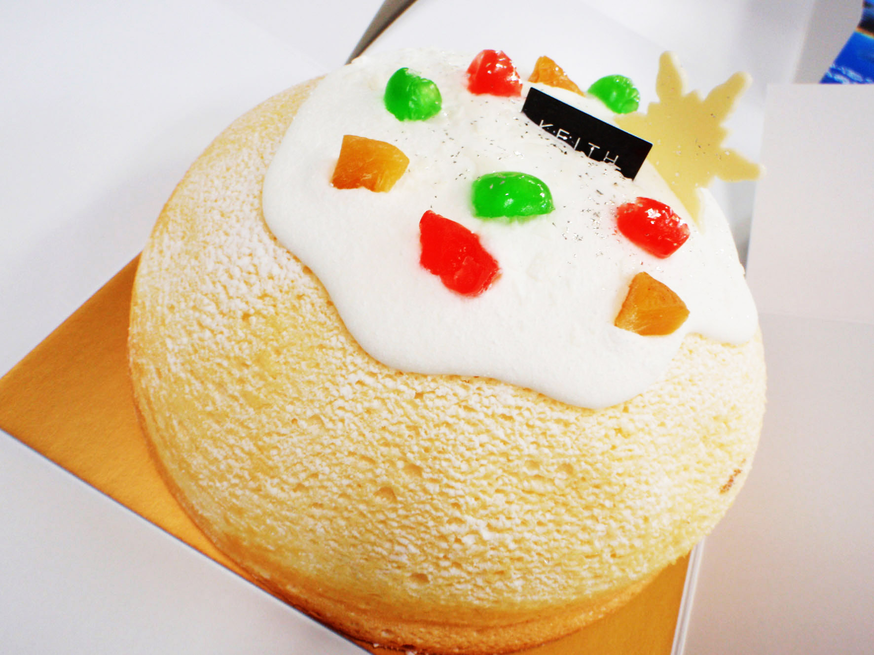 武田ケーキ