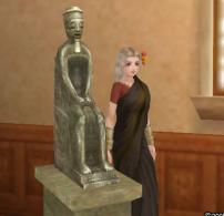 ウンクルンクル像