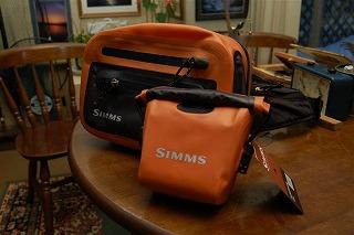 SIMMSヒップバッグ&カメラバッグ(小)