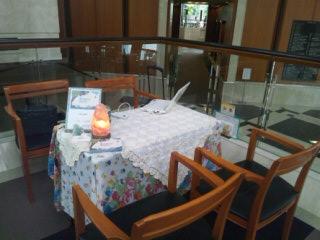 今日のテーブル♪