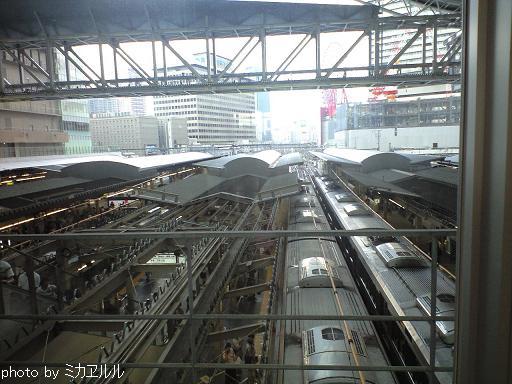 おのぼりさん大阪駅画像 003